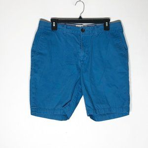 Penguin by Munsingwear Shorts Mens 34 Blue